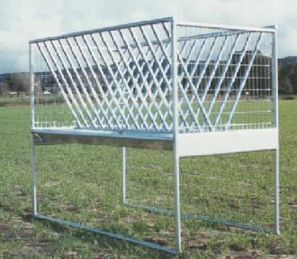 HAY FEEDERS OF MANY SIZES AND STYLES