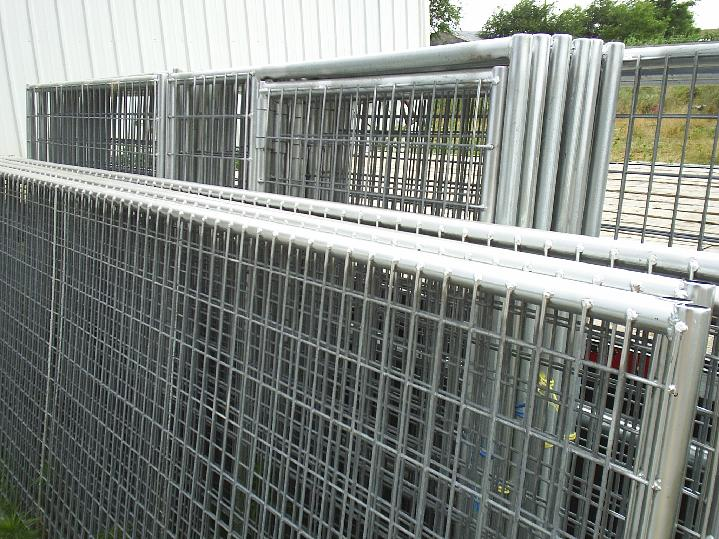 STANDARD DOG KENNELS BUILT BY LONESTAR