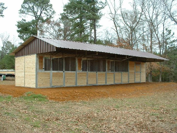 Lonestar Custom Barns