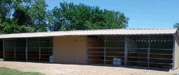 Lonestar Custom Barns